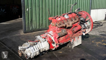 MAN engine block D2866F