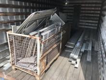 Резервни части за тежкотоварни превозни средства DAF BORDES PLATEN EN ALUMINIUM DELEN нови