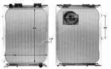 sistema de refrigeración nuevo