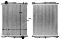Repuestos para camiones sistema de refrigeración DAF CF