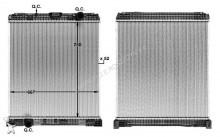 Mercedes cooling system ATEGO AXOR
