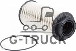 Repuestos para camiones filtro / junta filtro filtro de carburante