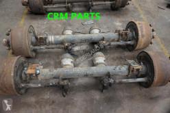 BPW RSF9010 2X trommel 9ton
