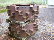 Caterpillar (76) 928/936/938/950 E/F/G steelwheels - Walzräder used wheel / Tire