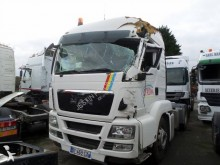 MAN TGX used vehicle for parts