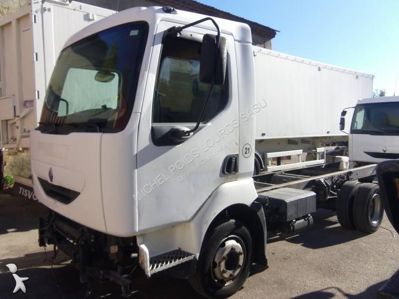 16486UK FITS RENAULT camion Midlum 180 Démarreur 2001-2006