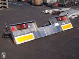 Części zamienne do pojazdów ciężarowych ACHTERBUMPER RVS używana