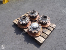 ROR NAAF+REMSCHIJF used axle transmission
