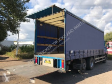 nc tautliner container