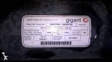 Gigant used other spare parts