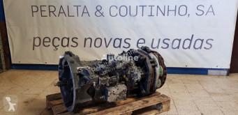 ZF Boîte de vitesses 8S180 Gearbox 81320036212 8S180 Ecomid Getriebe 1304054269 pour camion