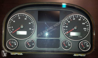 MAN DASH PANEL DASHBOARD used electric system