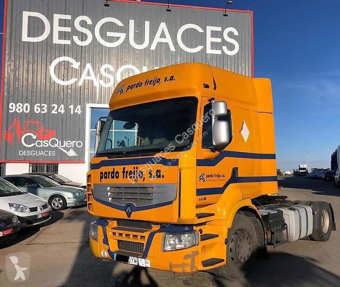 Voir les photos Pièces détachées PL Renault 440.18T MAGNUM