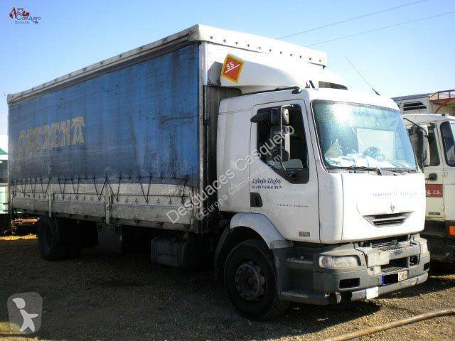 Voir les photos Pièces détachées PL Renault 270 DCI