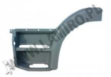 Repuestos para camiones cabina / Carrocería piezas de carrocería estribo / escalera Mercedes ATEGO
