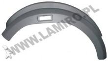 Mercedes wheel arch SK