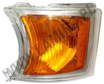 Scania flashing light R