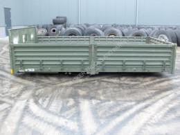 قطع غيار الآليات الثقيلة LAADBAK MET ZIJBORDEN مستعمل