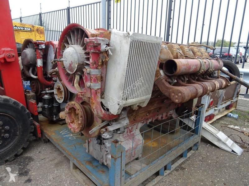 Voir les photos Pièces détachées PL Deutz V10 Engine F10L413 L