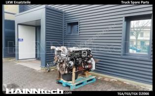 Repuestos para camiones MAN TGX motor usado