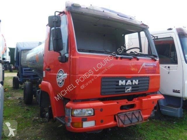 Преглед на снимките Резервни части за тежкотоварни превозни средства MAN
