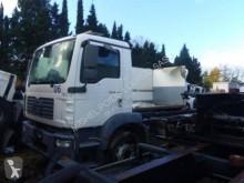 Repuestos para camiones MAN otras piezas usado