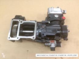 Roue / pneu MAN Compresseur pneumatique KNORR-BREMSE MONOCILINDRICO CON FRIZIONE per bus e pour camion
