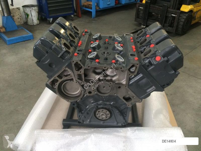 View images Euro Bloc-moteur MERCEDES-BENZ - MOTORE OM501LA - V6 - 4 / 5 - per bus e pour camion truck part