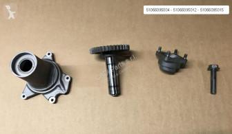 Repuestos para camiones MAN Attache - SCATOLA SUPPORTO PORTA VENTILATORE pour tracteur routier usado