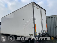 Caixa frigorífico Chassis Superstructure diverse Chereau