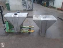Système de carburation Ginaf Brandstof Trechter tank gebruikt Staal en Alumilum en RVS