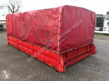 Equipamientos carrocería caja con lona DAF LAADBAK YAD 4442 DNT