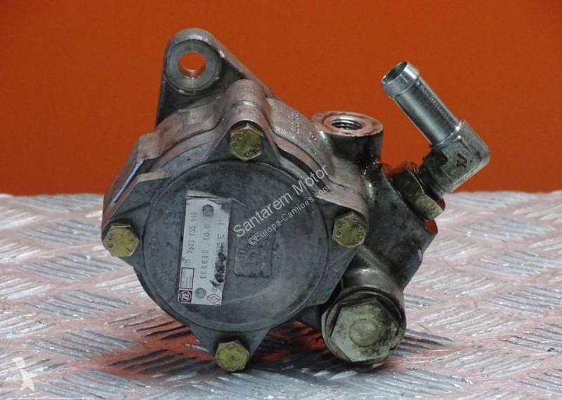 Voir les photos Pièces détachées PL Renault Pompe de direction assistée Bomba de Direção MASTER 2.5 D de 1998 Ref: 7683955118