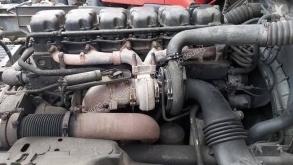 Repuestos para camiones motor cigüeñal caja del cigüeñal Scania R