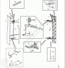 pièces détachées PL Scania Aileron pour tracteur routier Serie 4 (P/R 144 L)(1996->) FSA 460 (4X2) E2 [14,2 Ltr. - 338 kW Diesel]