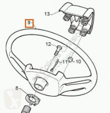 Repuestos para camiones Scania Volant (P/R 144 L)(1996->) FSA 460 pour tracteur routier Serie 4 (P/R 144 L)(1996->) FSA 460 (4X2) E2 [14,2 Ltr. - 338 kW Diesel] cabina / Carrocería usado