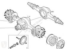 Repuestos para camiones Iveco Stralis Différentiel Completo pour tracteur routier AS 440S48 usado