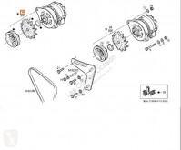 Náhradné diely na nákladné vozidlo Iveco Eurocargo Alternateur pour camion Chasis ojazdený