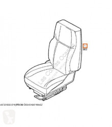 Cabine / carrosserie Iveco Eurotech Siège pour camion (MP) FSA (440 E 38) [9,5 Ltr. - 276 kW Diesel]