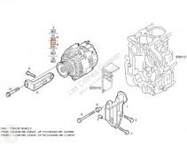 Pièces détachées PL Iveco Eurotech Alternateur pour tracteur routier Cursor (MH) MP440E43T/P occasion