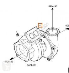 قطع غيار الآليات الثقيلة محرك تغذية هوائية مكبس تربيني مستعمل Iveco Eurocargo Turbocompresseur de moteur (Typ 100 E 18) [5,9 Ltr. - 130 kW Diesel] pour tracteur routier FKI