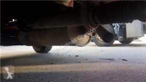 Tuyau d'échappement Iveco Daily Tuyau d'échappement pour camion II 35 S 11,35 C 11