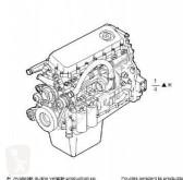 Iveco motor Eurostar Moteur F3B30681F pour tracteur routier (LD) LD440E46T