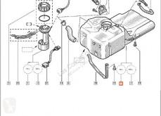 Peças pesados motor sistema de combustível tanque de combustível Renault Réservoir de carburant pour camion MASTER II Caja/Chasis (ED/HD/UD) 2.2 dCI 90