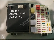 Système électrique MAN TGA Boîte à fusibles pour tracteur routier 18.410 FC, FRC, FLC, FLRC, FLLC, FLLC/N, FLLW, FLLRC