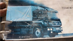 Reservedele til lastbil MAN Pièces détachées pour camion brugt
