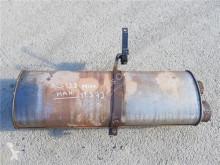 Repuestos para camiones MAN Pot d'échappement SILENCIADOR pour camion 19.272 19.272 BASCULANTE usado