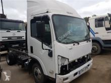 قطع غيار الآليات الثقيلة Isuzu Pot d'échappement SILENCIADOR pour camion N35.150 NNR85 150 CV مستعمل