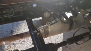 pièces détachées PL Mitsubishi Pot d'échappement pour camion CANTER EURO 5/EEV (07.2009->) 5S13 [3,0 Ltr. - 96 kW Diesel]