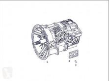 Boîte de vitesses pour camion MERCEDES-BENZ ATEGO 1017,1017 L boîte de vitesse occasion